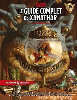 DUNGEONS & DRAGONS 5 -  LE GUIDE COMPLET DE XANATHAR (FRENCH)