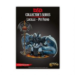 DUNGEONS & DRAGONS 5 -  LUCILLE - PIT FIEND -  COLLECTOR'S SERIES