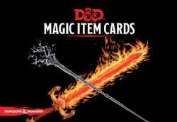 DUNGEONS & DRAGONS 5 -  MAGIC ITEM CARDS