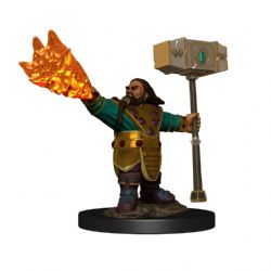 DUNGEONS & DRAGONS 5 -  MALE DWARF CLERIC -  ICONS OF THE REALMS