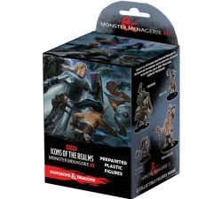 DUNGEONS & DRAGONS 5 -  MONSTER MENAGERIE 3 - ICONS OF THE REALMS