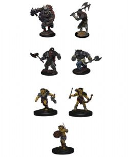 DUNGEONS & DRAGONS 5 -  MONSTER PACK : VILLAGE RAIDERS -  ICONS OF THE REALMS