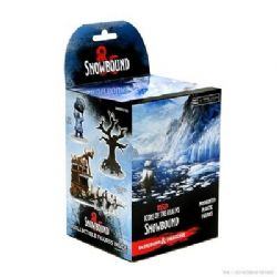 DUNGEONS & DRAGONS 5 -  SNOWBOUND -  ICONS OF THE REALMS