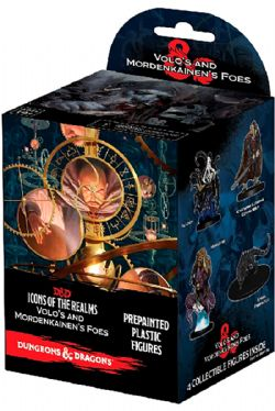 DUNGEONS & DRAGONS 5 -  VOLO'S AND MORDENKAINEN'S FOES -  ICONS OF THE REALMS