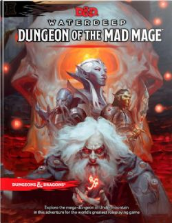 DUNGEONS & DRAGONS 5 -  WATERDEEP - DUNGEON OF THE MAD MAGE (ENGLISH)