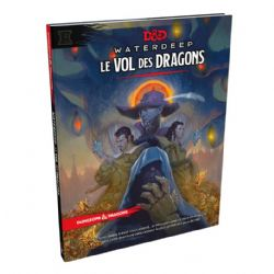 DUNGEONS & DRAGONS 5 -  WATERDEEP - LE VOL DES DRAGONS (FRENCH)