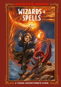 DUNGEONS & DRAGONS 5 -  WIZARDS & SPELLS (ENGLISH) -  YOUNG ADVENTURER'S GUIDE, A