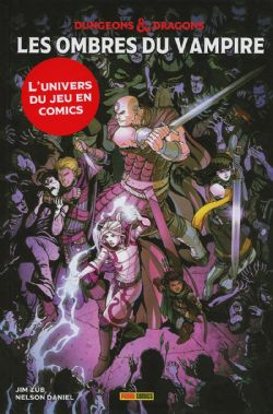 DUNGEONS & DRAGONS -  LES OMBRES DU VAMPIRE