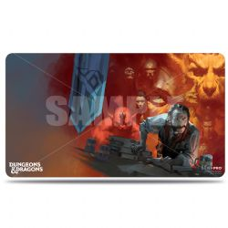 DUNGEONS & DRAGONS -  TALES FROM YAWNING PORTAL - PLAYMAT