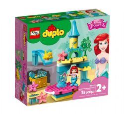 DUPLO -  ARIEL'S UNDERSEA CASTLE (35 PIECES) 10922