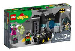 DUPLO -  BATCAVE (33 PIECES) 10919