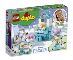 DUPLO -  ELSA AND OLAF'S TEA PARTY (17 PIECES) 10920