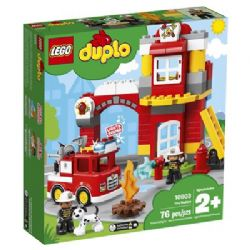DUPLO -  FIRE STATION (76 PIECES) 10903