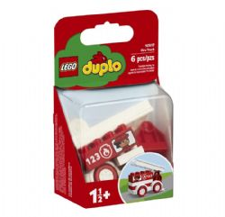 DUPLO -  FIRE TRUCK (6 PIECES) 10917