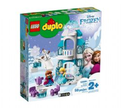 DUPLO -  FROZEN ICE CASTLE (59 PIECES) 10899