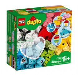 DUPLO -  HEART BOX (80 PIECES) 10909