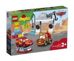 DUPLO -  LIGHTNING MCQUEEN'S RACE DAY (42 PIECES) 10924