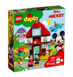 DUPLO -  MICKEY'S VACATION HOUSE (57 PIECES) 10889