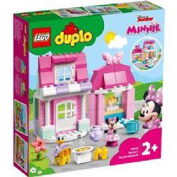 DUPLO -  MINNIE'S HOUSE AND CAFÉ (91 PIECES) 10942