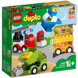 DUPLO -  MY FIRST CAR CREATIONS (34 PIECES) 10886