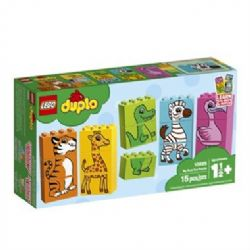 DUPLO -  MY FIRST FUN PUZZLE (15 PIECES) 10885