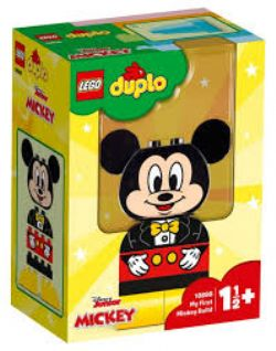 DUPLO -  MY FIRST MICKEY BUILD  (9 PIECES) 10898