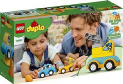 DUPLO -  MY FIRST TOW TRUCK (11 PIECES) 10883