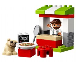DUPLO -  PIZZA STAND (18 PIECES) 10927