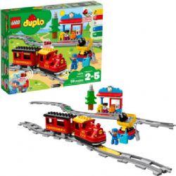 DUPLO -  STEAM TRAIN (59 PIECES) 10874