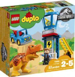 DUPLO -  T.REX TOWER (22 PIECES) 10880
