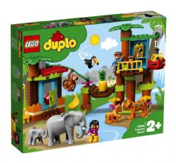 DUPLO -  TROPICAL ISLAND (73 PIECES) 10906