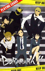 DURARARA!! -  PLAYING CARDS