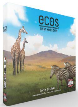ECOS -  NEW HORIZON (ENGLISH)