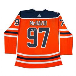 EDMONTON OILERS -  CONNOR MCDAVID PATCHED