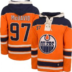 EDMONTON OILERS -  SWEATER 97 -  CONNOR MCDAVID