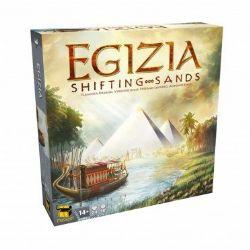 EGIZIA SHIFTING SANDS -  BASE GAME (FRENCH)
