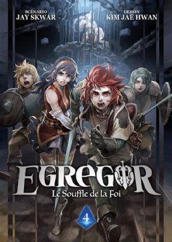 EGREGOR: LE SOUFFLE DE LA FOI -  (FRENCH V.) 04