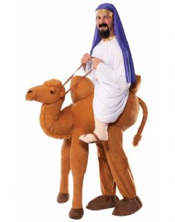 EGYPT -  RIDE-A-CAMEL COSTUME (ADULT)