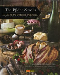ELDER SCROLLS, THE -  LE LIVRE DE CUISINE OFFICIEL