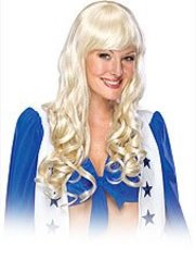 ELISE DELUXE WIG - BLOND (ADULT)