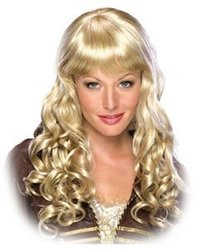 ELISE DELUXE WIG - MIX BLOND (ADULT)
