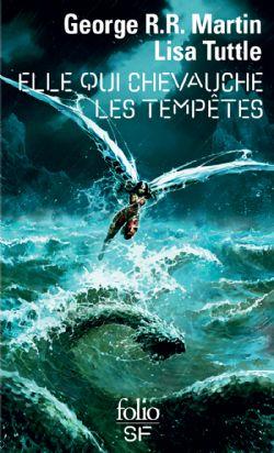 ELLE QUI CHEVAUCHE LES TEMPÊTES -  (FRENCH V.)