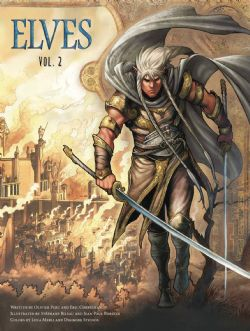 ELVES -  USED BOOK - ELVES GN (ENGLISH) 02