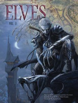 ELVES -  USED BOOK - ELVES GN (ENGLISH) 03
