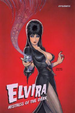 ELVIRA MISTRESS OF THE DARK -  TIMESCREAM TP 01