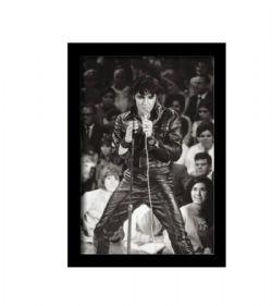 ELVIS PRESLEY -  68 COMEBACK SPECIAL PICTURE FRAME (13