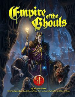 EMPIRE OF THE GHOULS (ENGLISH) 5E
