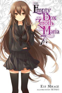 EMPTY BOX AND ZEROTH MARIA, THE -  -NOVEL- (ENGLISH V.) 07