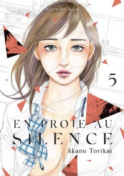 EN PROIE AU SILENCE -  (FRENCH V.) 05