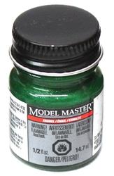 ENAMEL PAINT -  BRIGHT GREEN (0.5 OZ.)